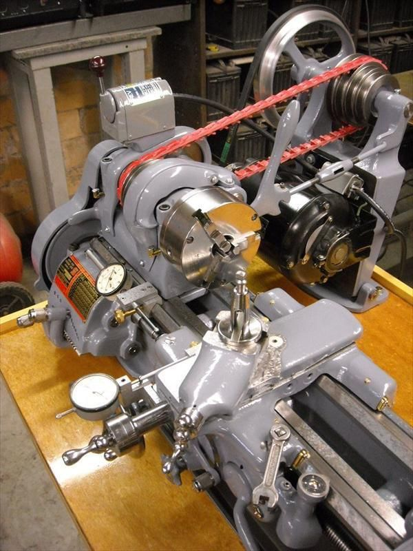 South Bend Lathe 9
