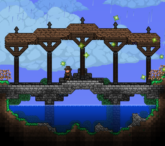 Terrarium Terraria House Design: Terraria Base Inspiration