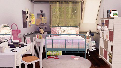 Fun room design made by talented simmers in the sims 3 for Bedroom design simulator free