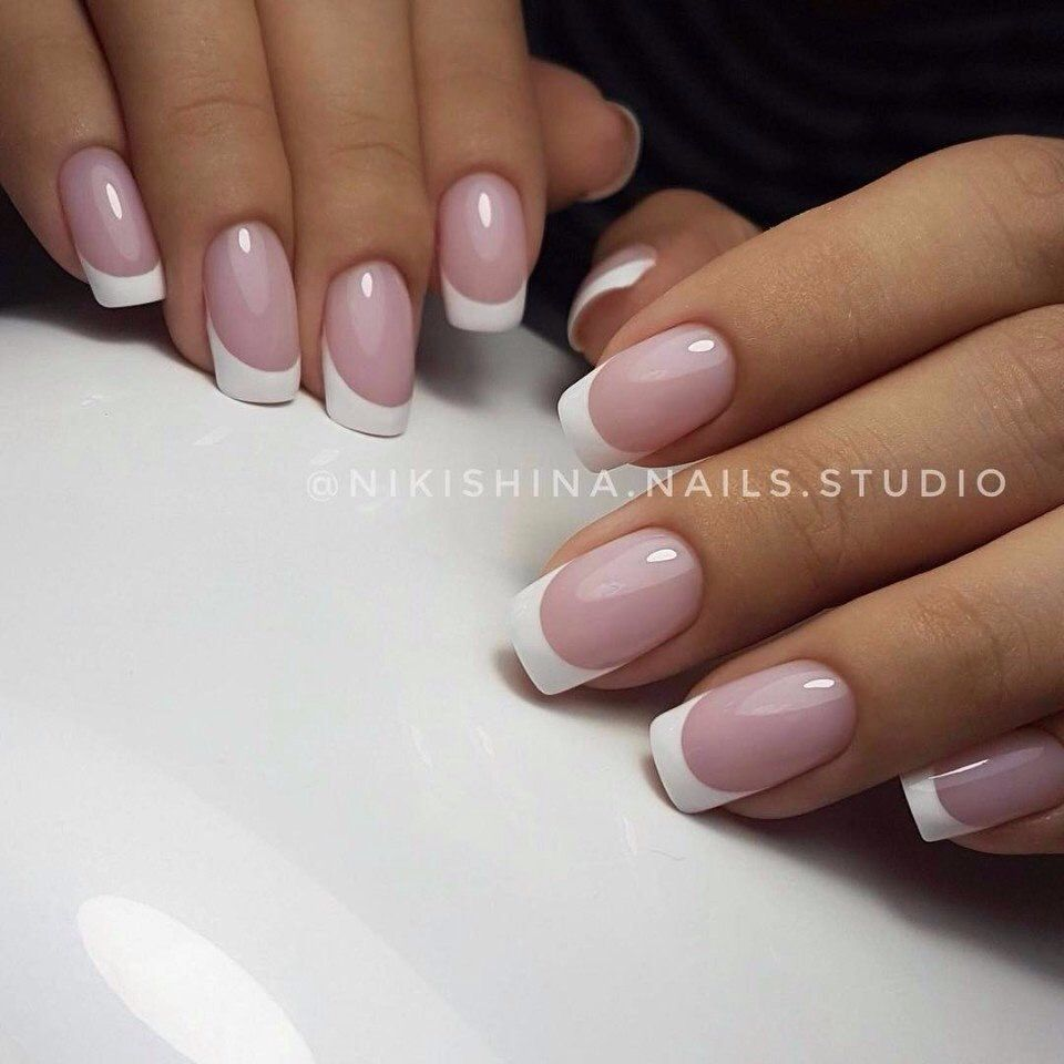 Pin by Alya on Nails | Pinterest | Manicure, Natural manicure and ...