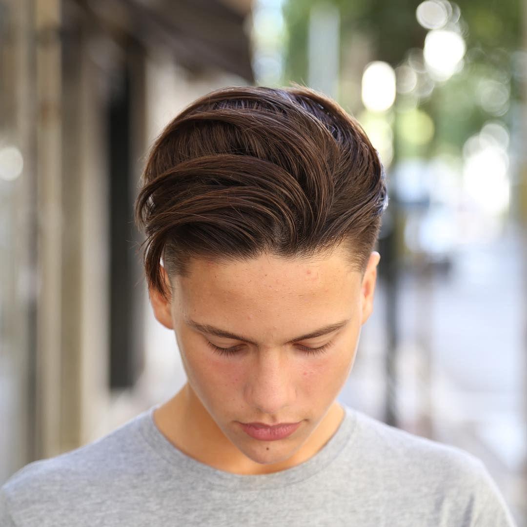 latest men's hairstyle photos