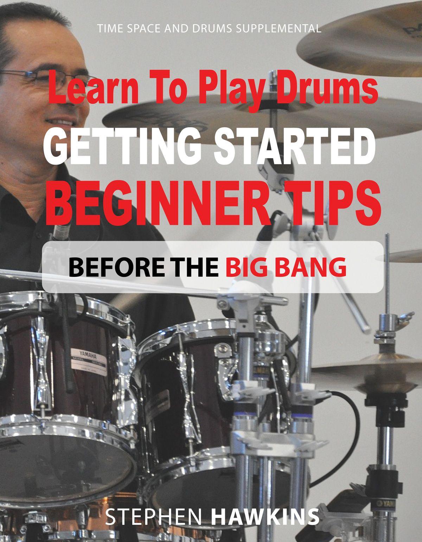 Free Beginner Tips How to play drums, Drums, Digital book