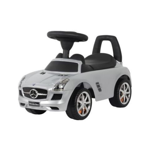 International Shipping Licensed Kids Mercedes Ride On Push Car With Real Car Paint #LicensedMercedes