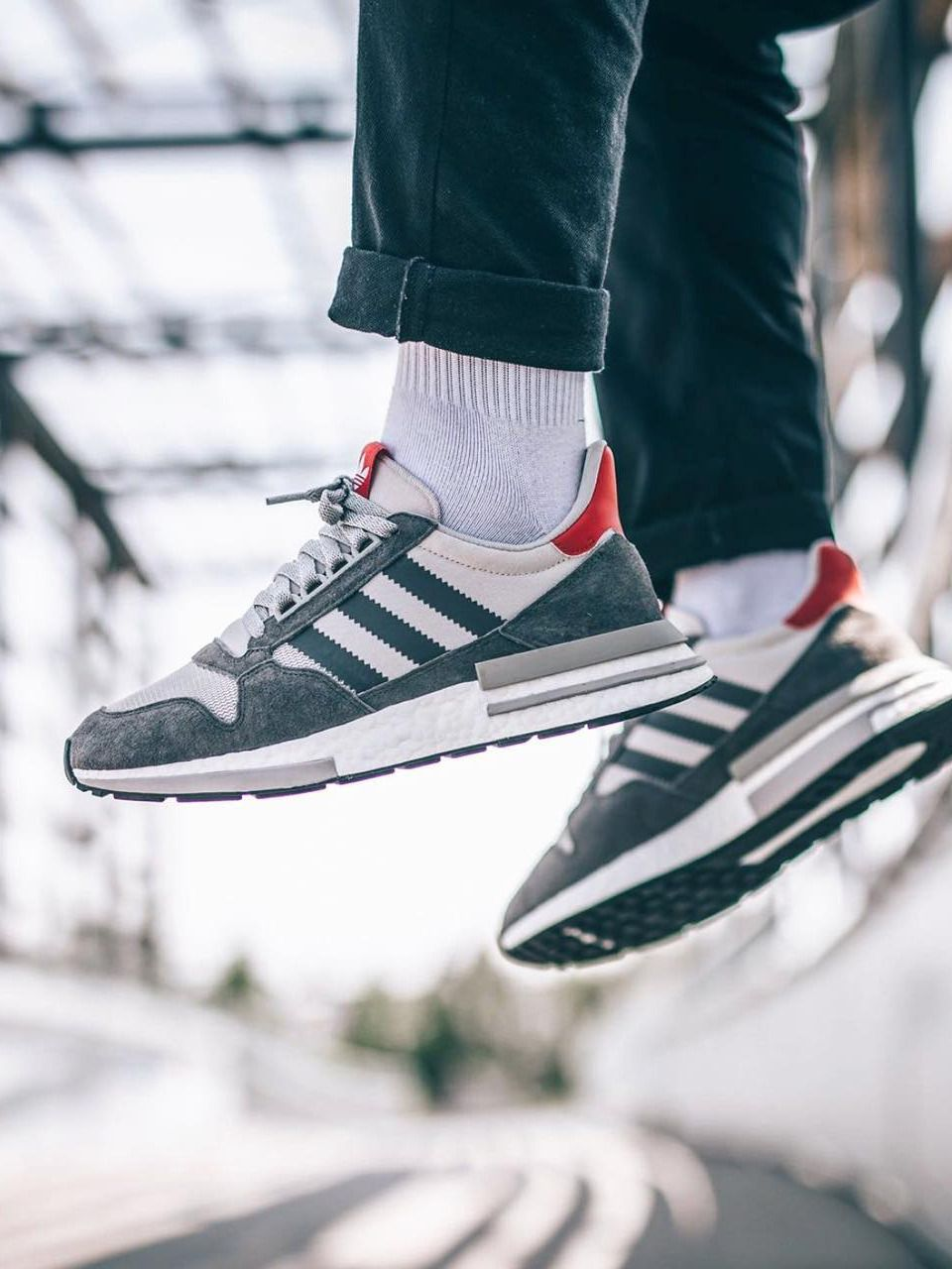 sale retailer 1ad34 c5aa8 Adidas ZX 500 RM Grey - 2018 (by chrisflanell)
