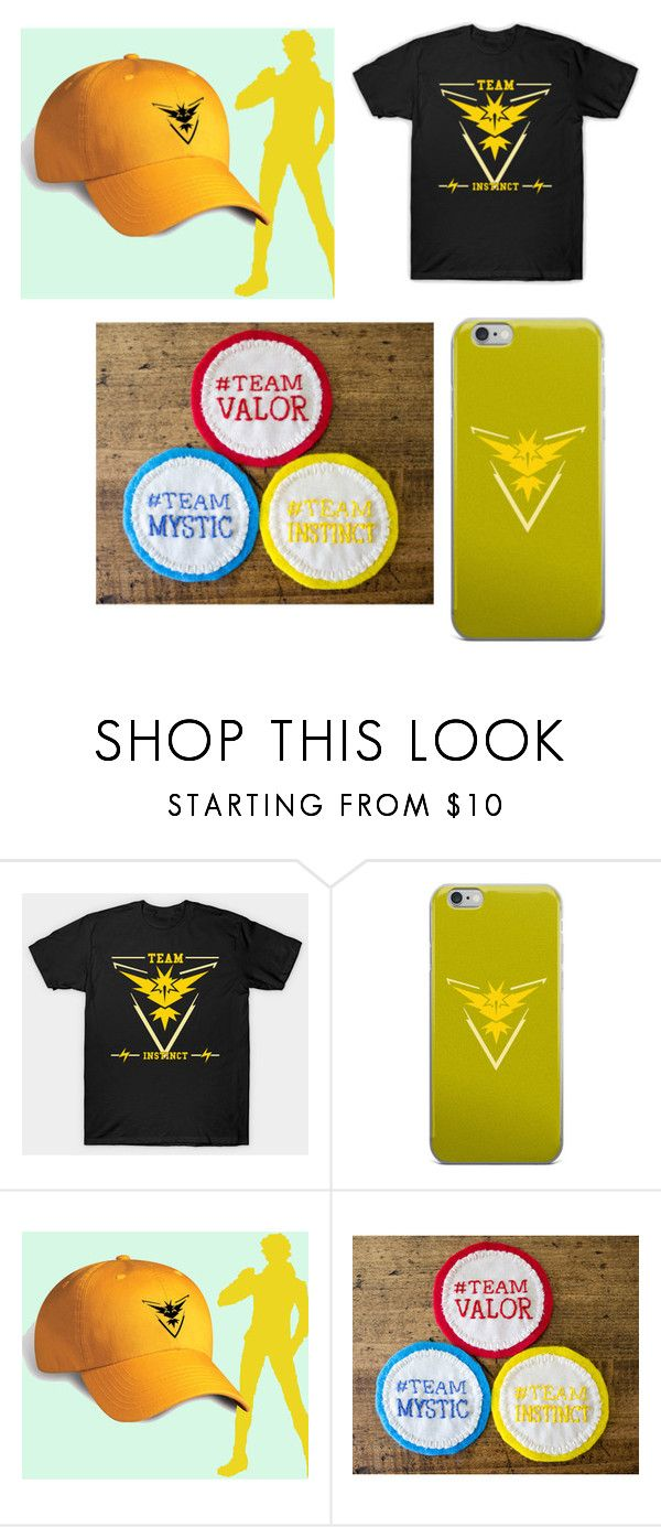 """Team Instinct"" by ellsybellsy ❤ liked on Polyvore featuring Valor"