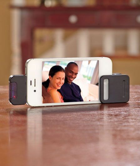 EYECLICK CAMERA REMOTE W/ MINI TRIPOD TAKE SELF PHOTO FROM SMARTPHONE OR TABLET