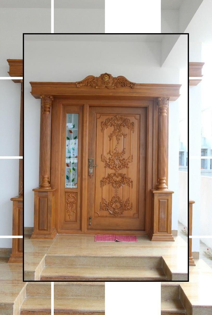 4 Panel Internal Doors | Internal Door Sizes | Inner Door