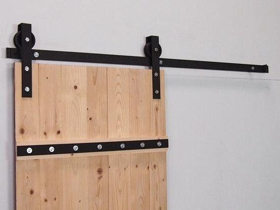 Raumteiler Schiebetursystem Schiebeturbeschlag Set Innenturen