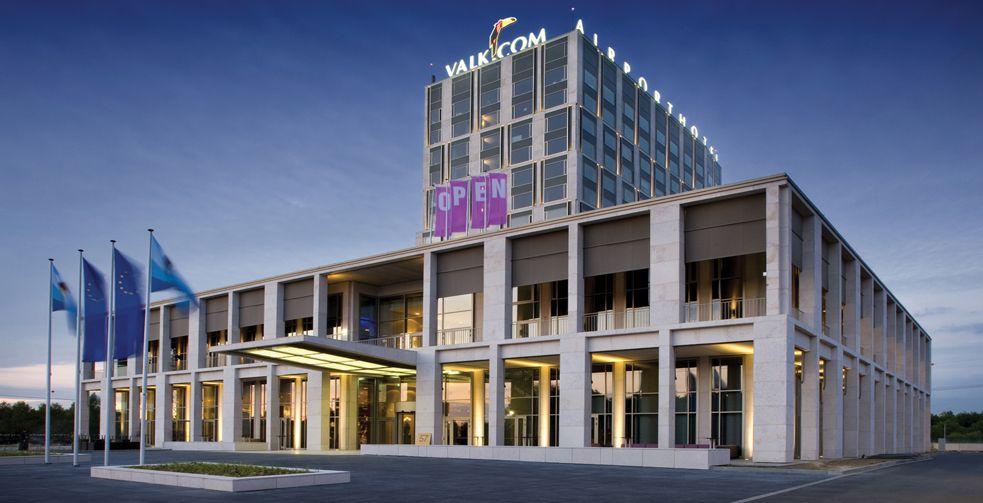 Ons 4 sterren Superior Van der Valk Hotel heeft in 2010