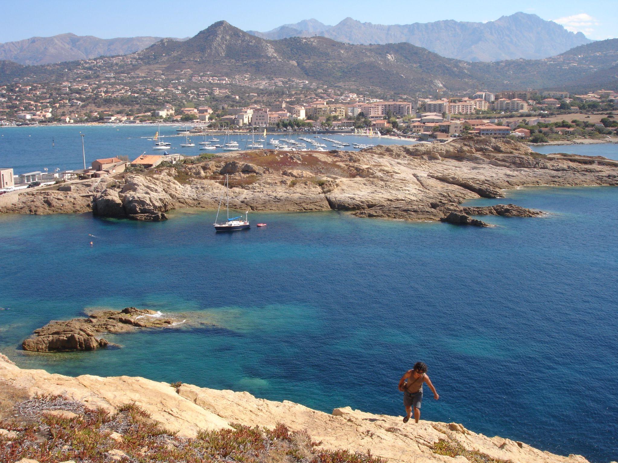 Histoire Ile Rousse Calvi Corsica Excursion