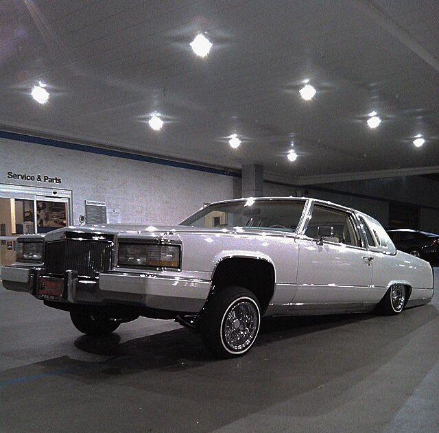 Two-Door Cadillac Fleetwood Brougham   Yes,Please