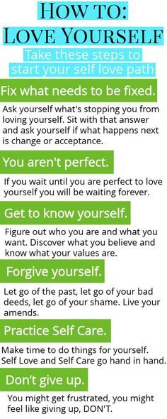 How to love yourself staying positive pinterest mental health