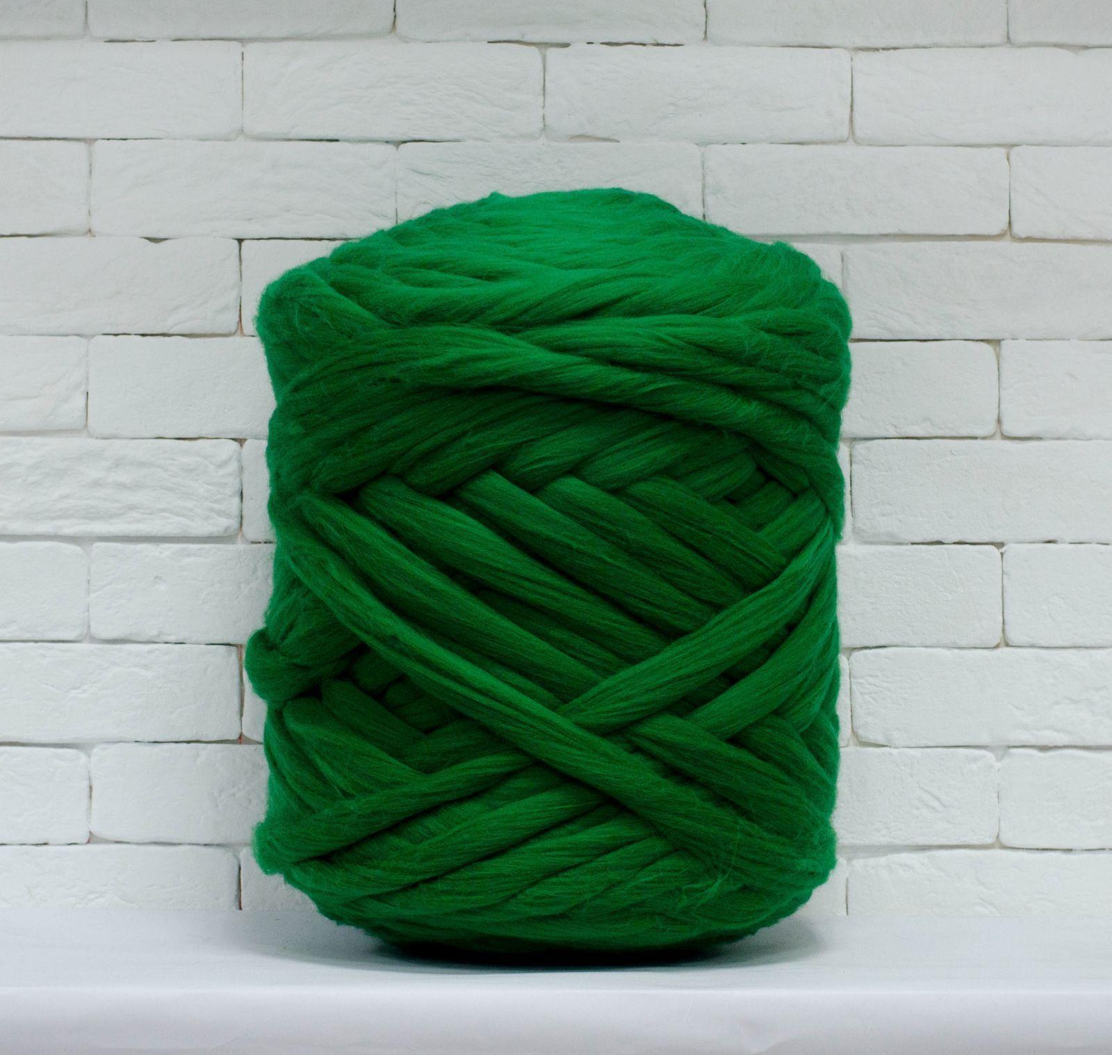 Chunky yarn giant yarn merino wool super big bulky arm