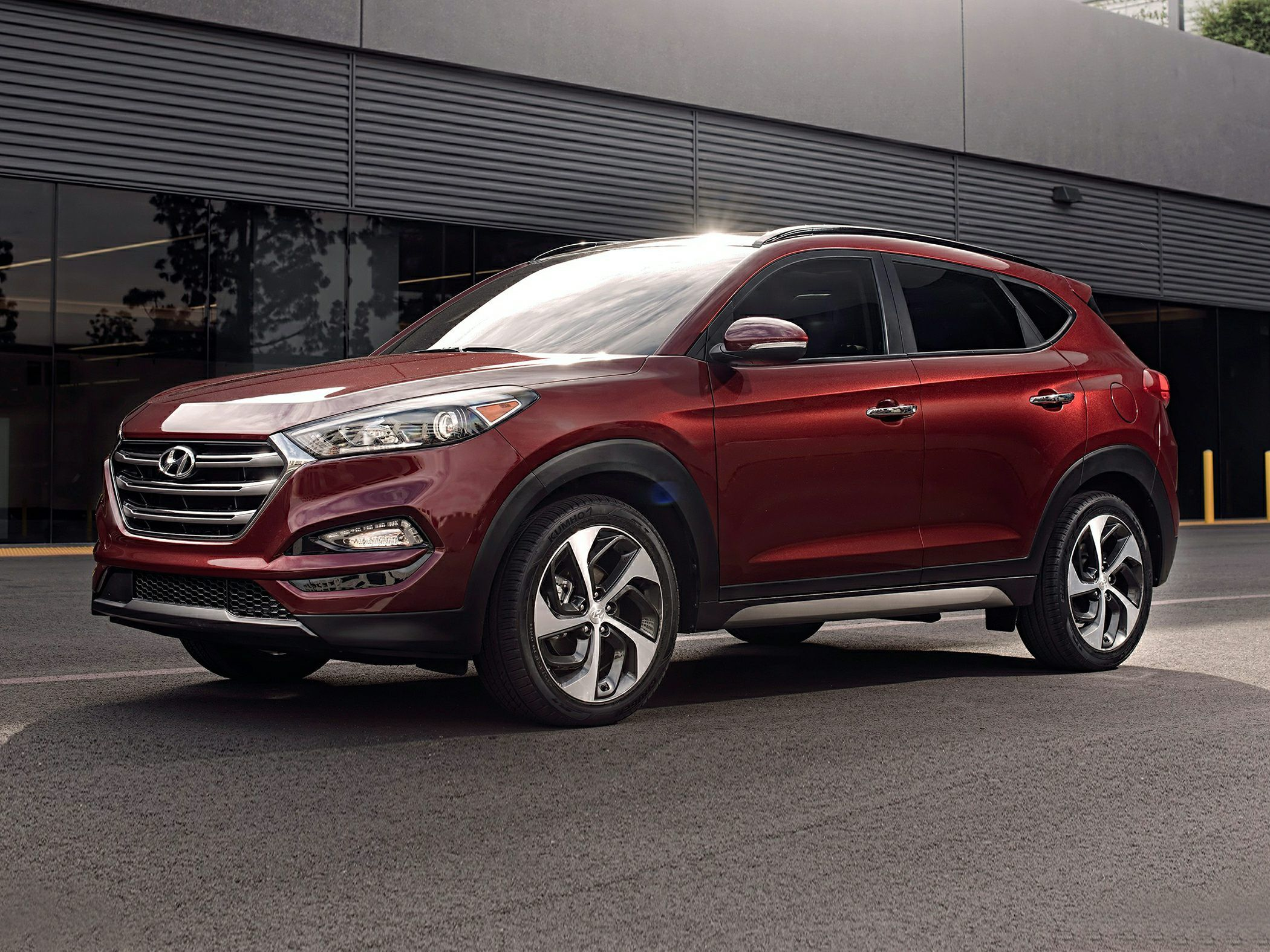 2017 Hyundai Tucson Lease >> 2017 Hyundai Tucson Deals Prices Incentives Leases Overview