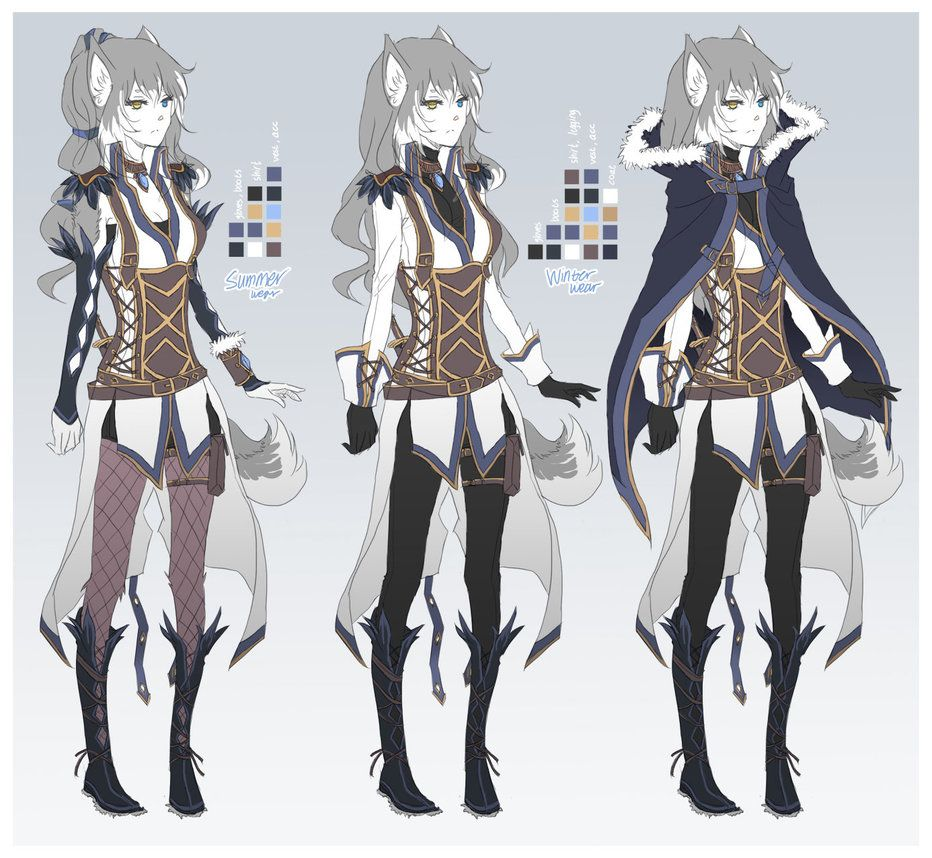 Anime Character Design Deviantart : Con suki s clothes by leinwizard on deviantart outfits