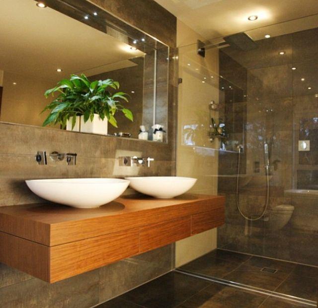 il bagno come una spa Design bagno rustico, Design del