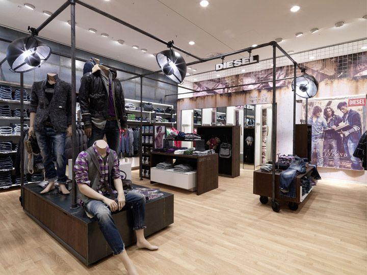 Peek Cloppenburg Wien Retail Design Blog Store Design Interior Retail Store Design Retail Design