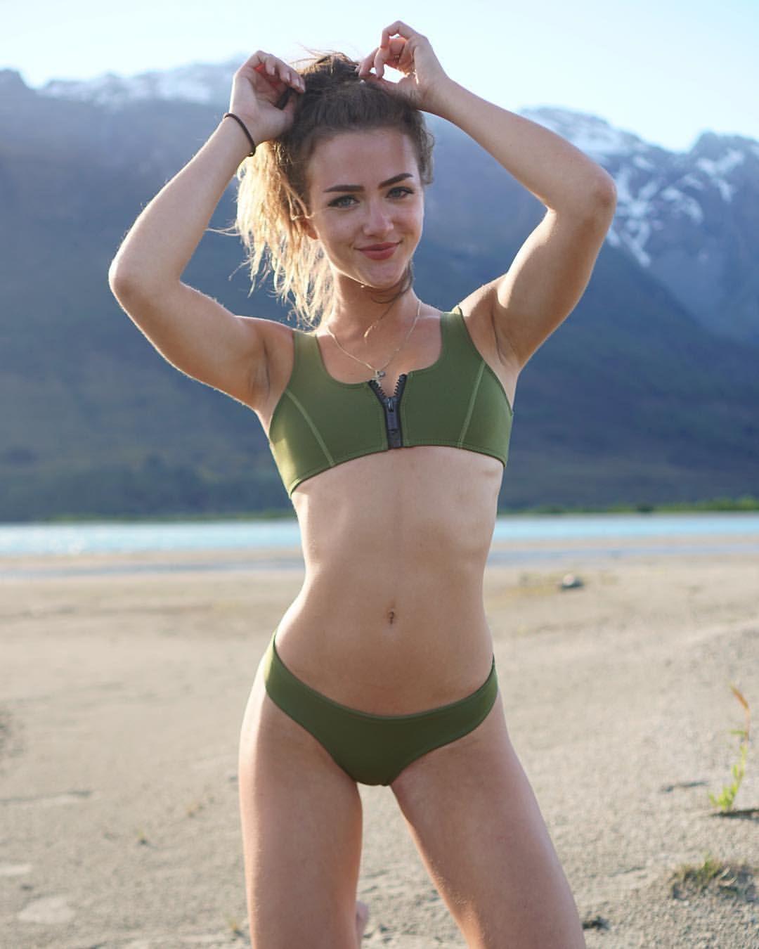 Cleavage Bikini Evgeniya Podberezkina naked photo 2017