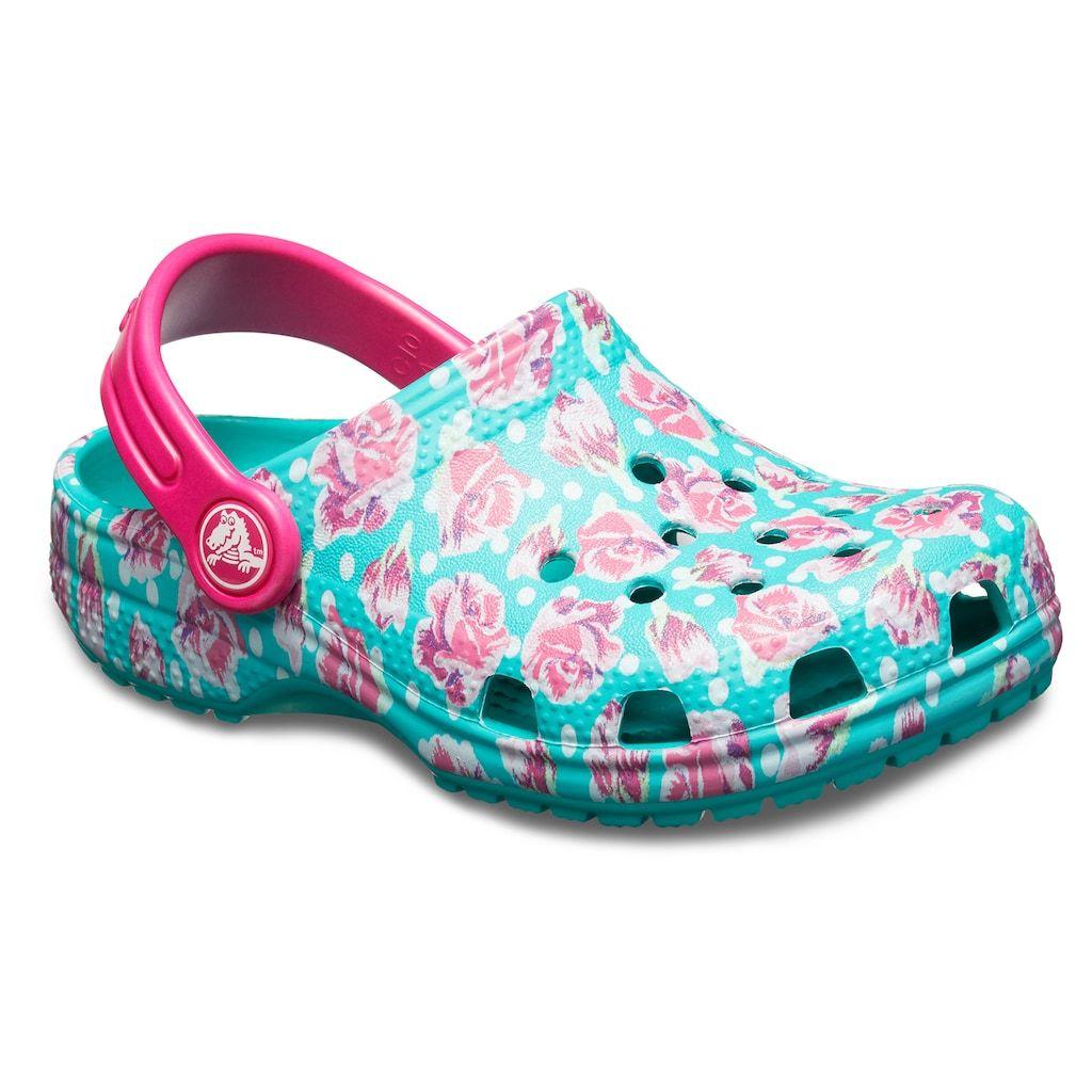 Crocs Classic Girls' Clogs in 2020