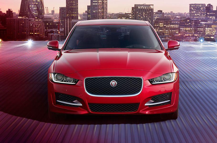 the 2017 jaguar xe premium compact sports sedan jaguar usa rh pinterest com