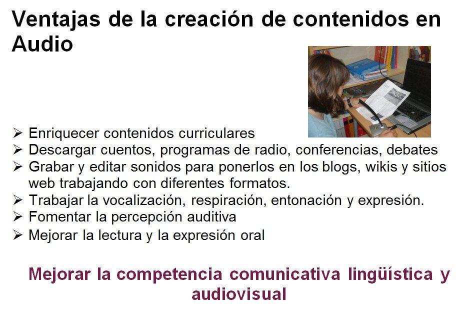 Ventajas de crear un podcast educativo | PODCASTS EDUCATIVOS ...