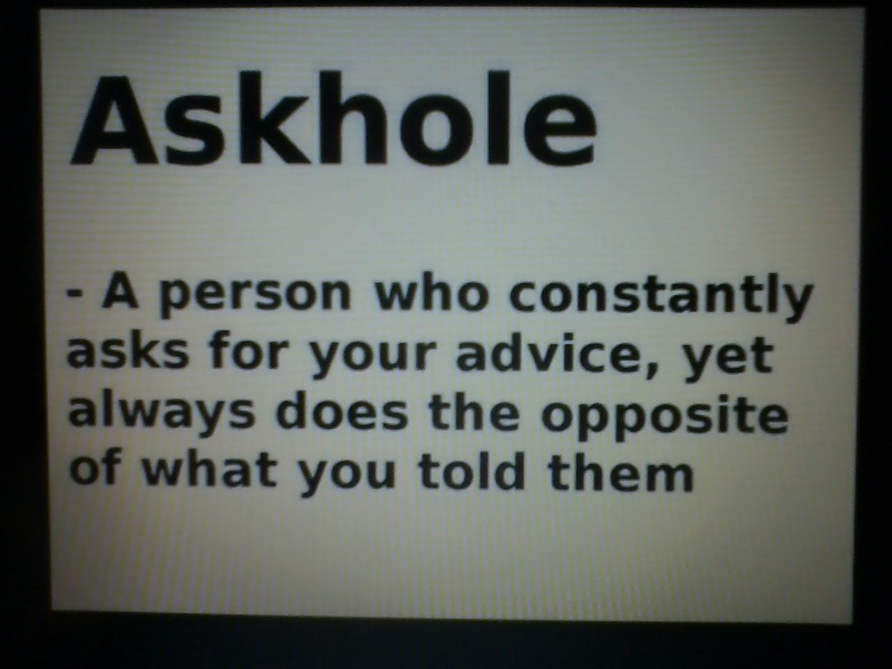 I know so many:)