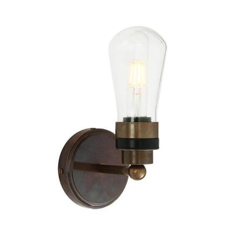 wholesale dealer 4e019 1a801 Simple Industrial Single Bathroom LED Wall Light in 2019 ...