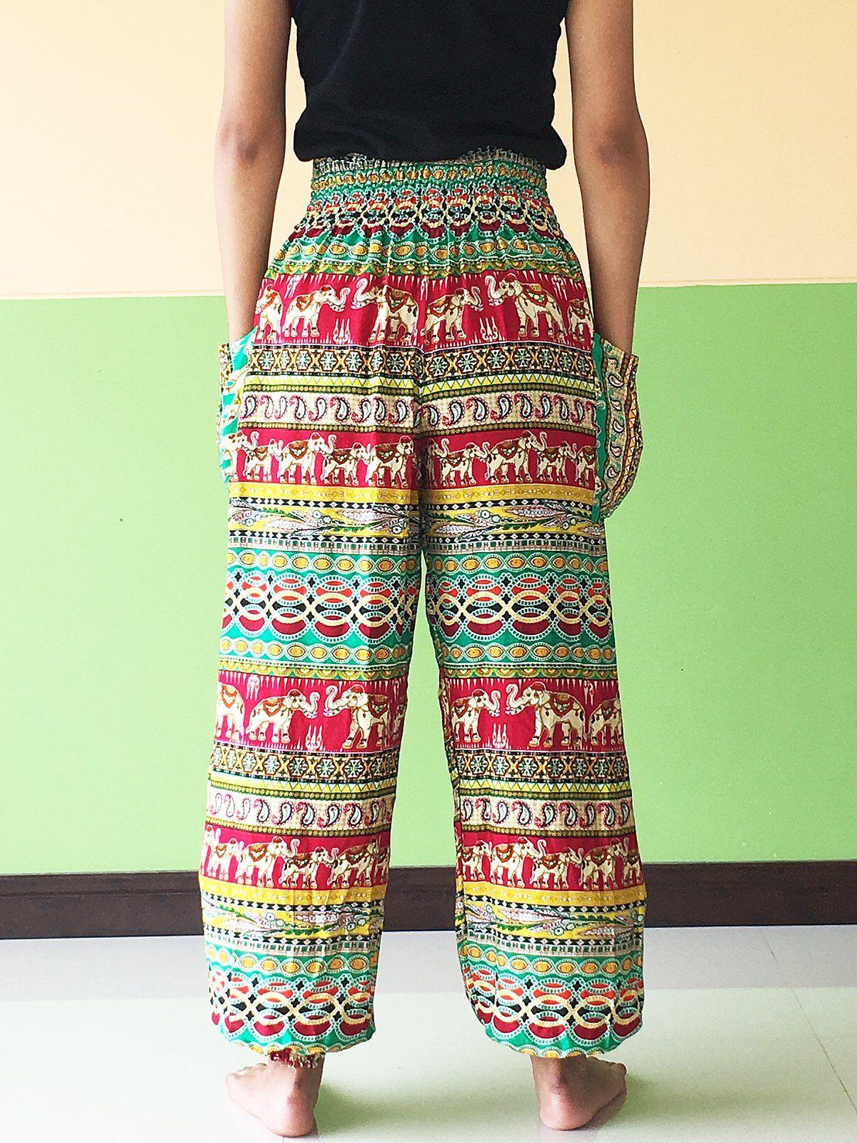 0c2d2bde7ac mens lightweight summer trousers womens Best Harem Yoga Pants - best harem  cargo girls pants yoga