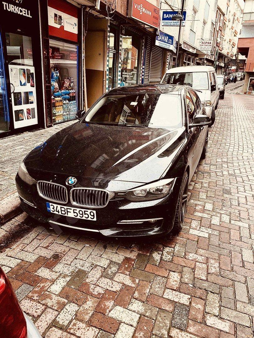 sahibinden bmw 3 serisi 320d luxury