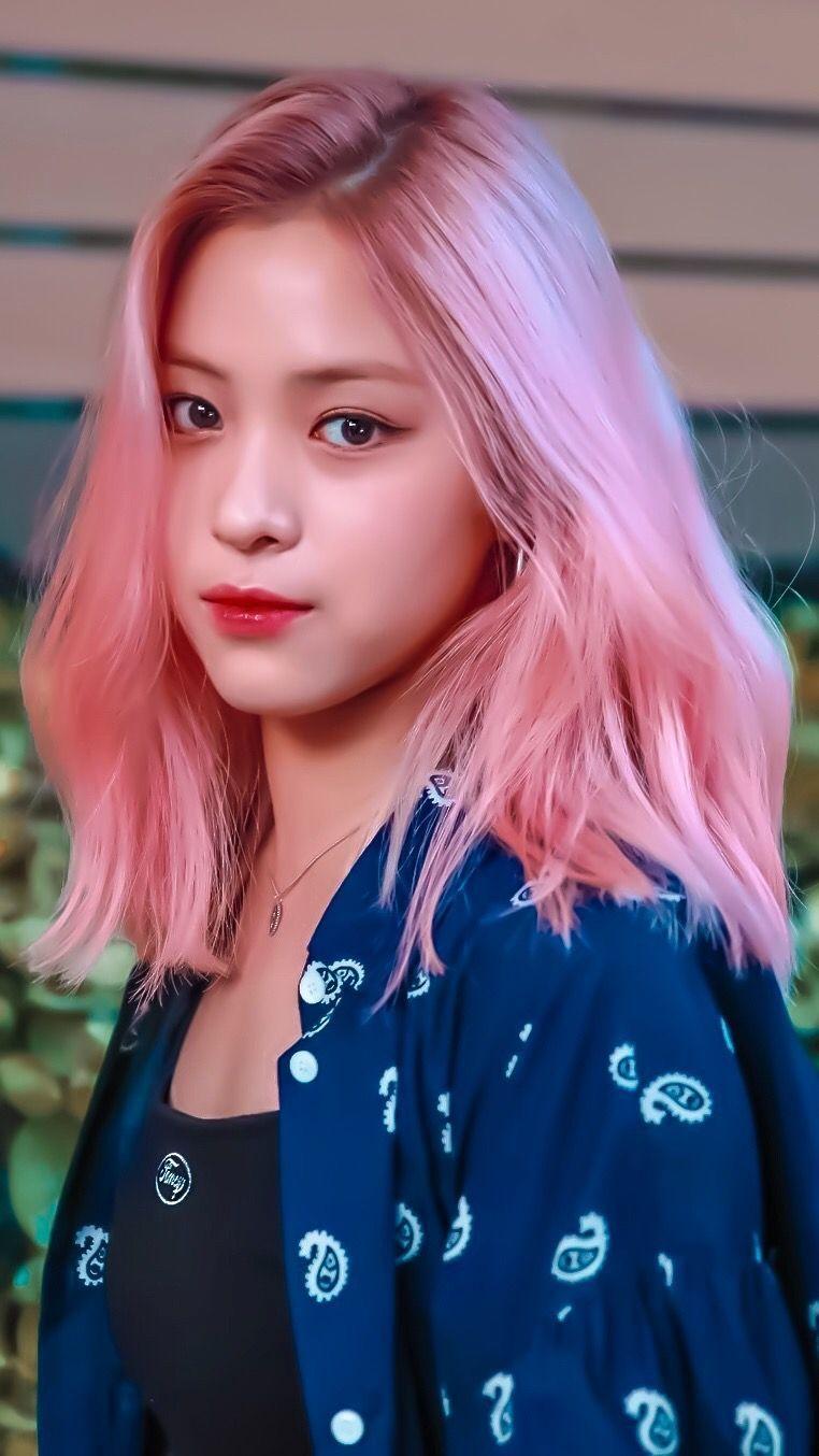 Pin Oleh Helenaltayra Di Shin Ryujin Di 2020 Selebritas Gadis Tumblr Gadis Korea