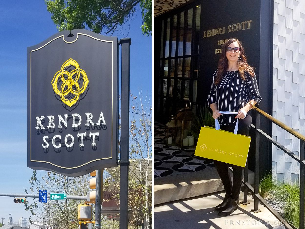 Did you know you can get Kendra Scott jewelry for half off