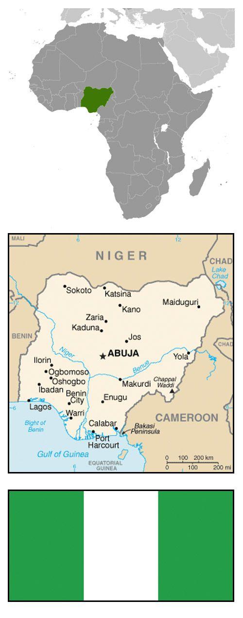 """Inundaciones en el sur de Nigeria: """"Desastre nacional"""" dicen las autoridades locales"""
