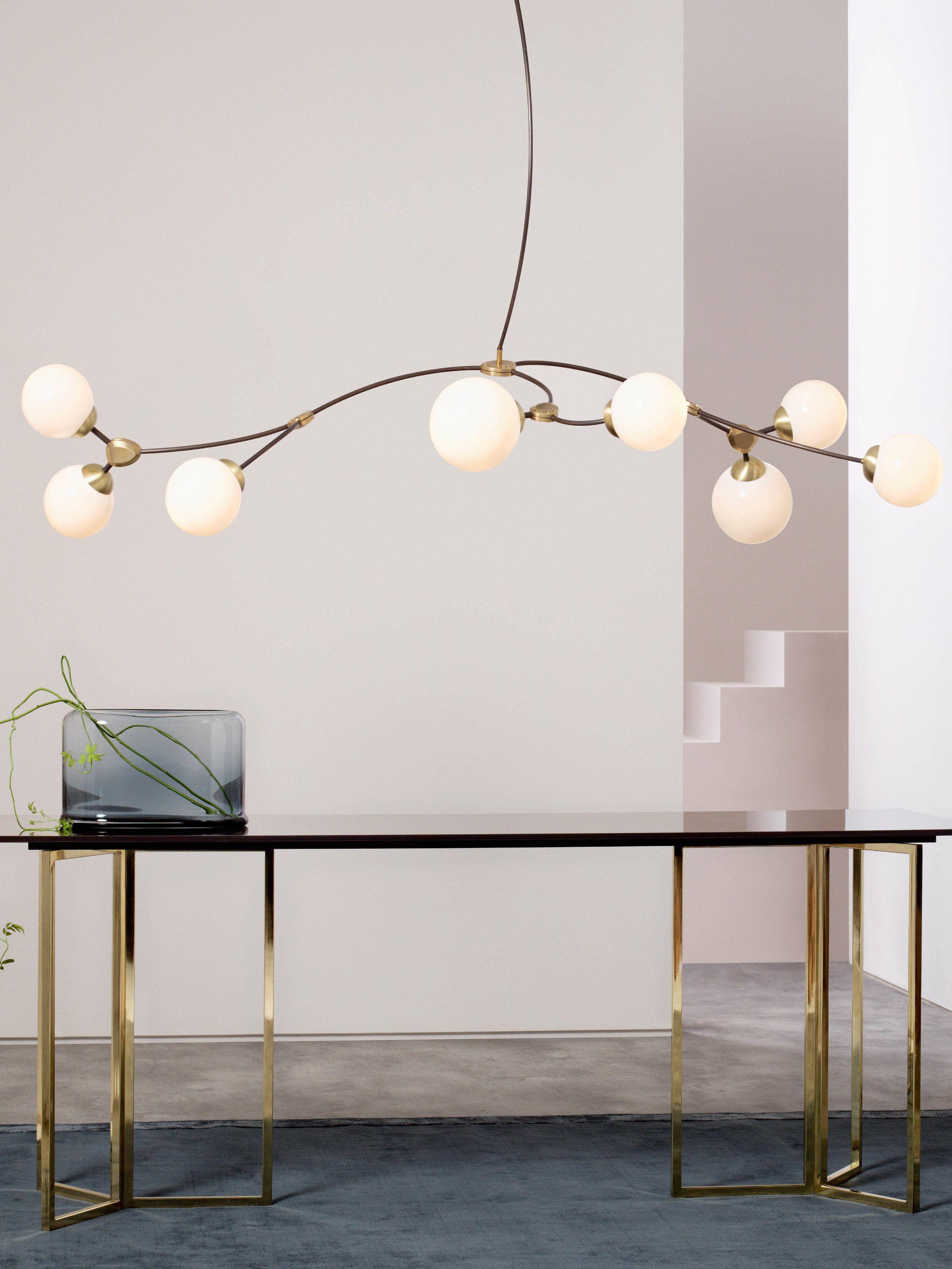 Ivy Pendant 8 Interior Lighting Lamp Room Lights
