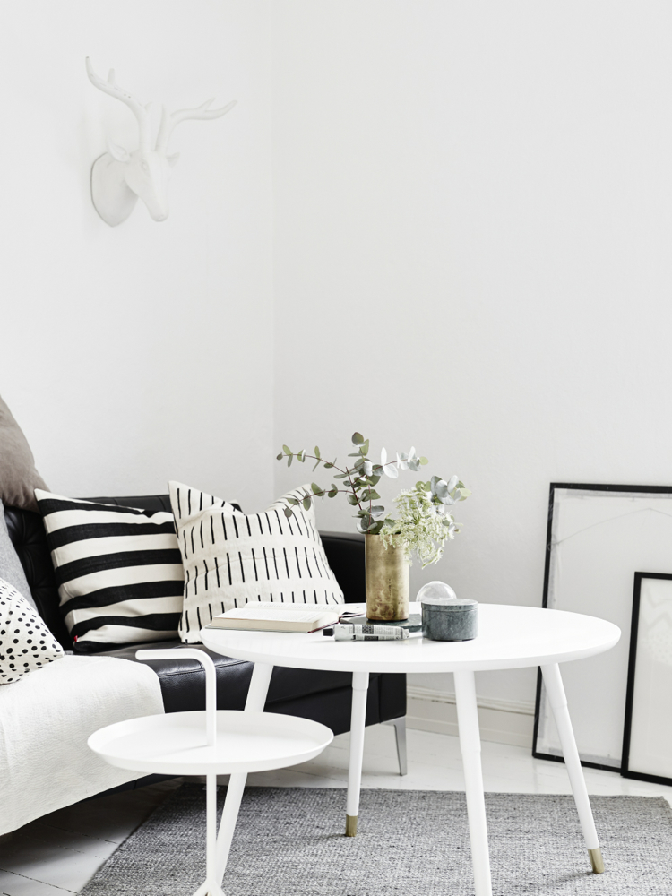 Beautiful Small Scandinavian Student Apartment Only Deco