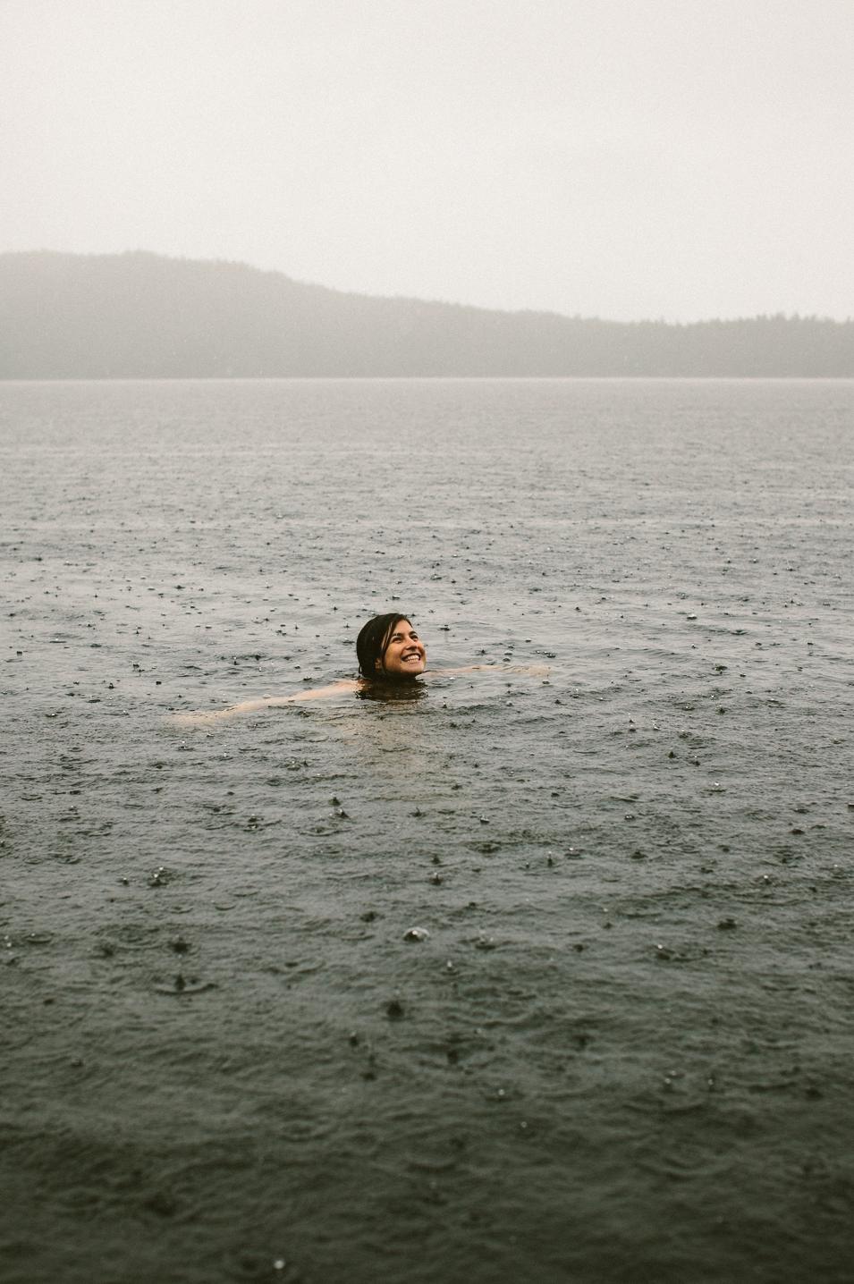 schoengeist — benchandcompass:  love the rain. #aestheticnotes