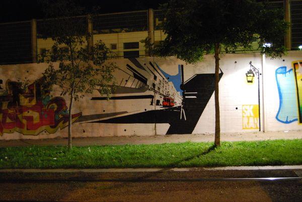 SKRAN Concurso de Graffiti de Almada 2009 on Behance