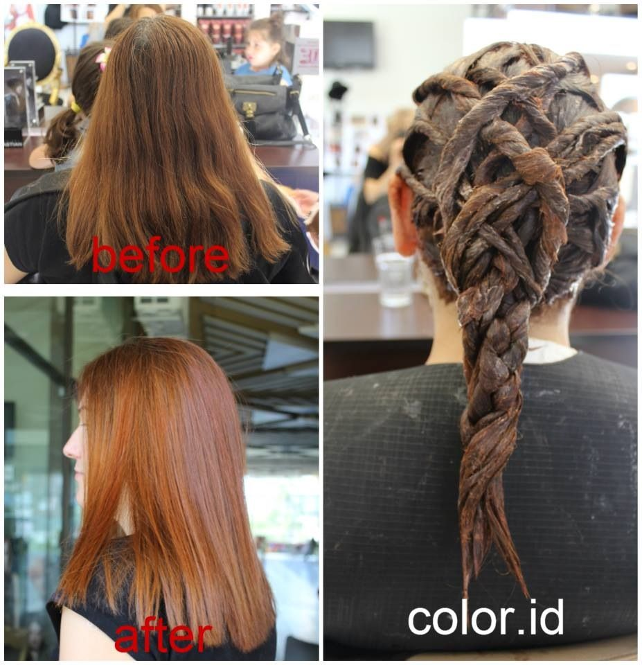 Cinnamon Red Color Colorid Wella Color Pinterest Color