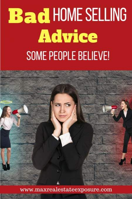 104752a1d What is the worst home selling advice some people believe  Find out some of  the