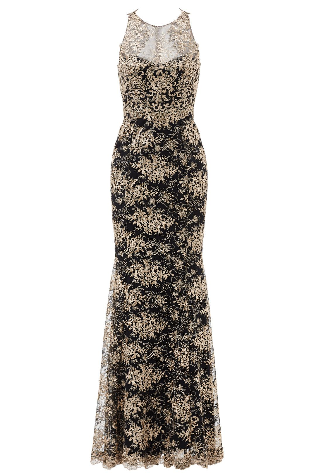 Gilded Garden Gown | Sales Online | Pinterest | Marchesa, Gowns and ...