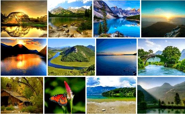 4k Nature Wallpaper Zip File Download Trick