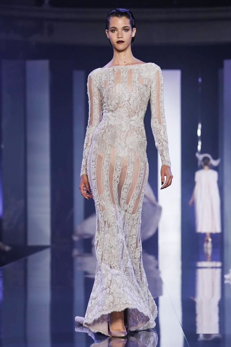 @ralphandrusso Haute Couture Fall Winter 2014 #PFW