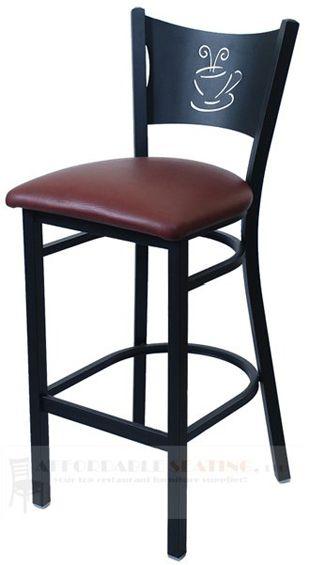 Metal Cafe Bar Stool Metal Bar Stools Bar Stools Cafe Bar Stools