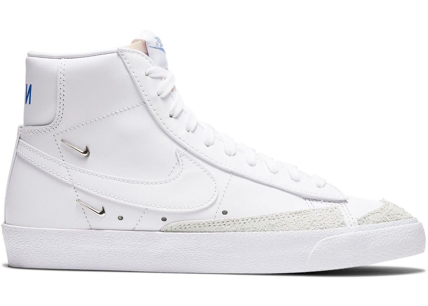 Check Out The Nike Blazer Mid 77 Lx White Available On Stockx