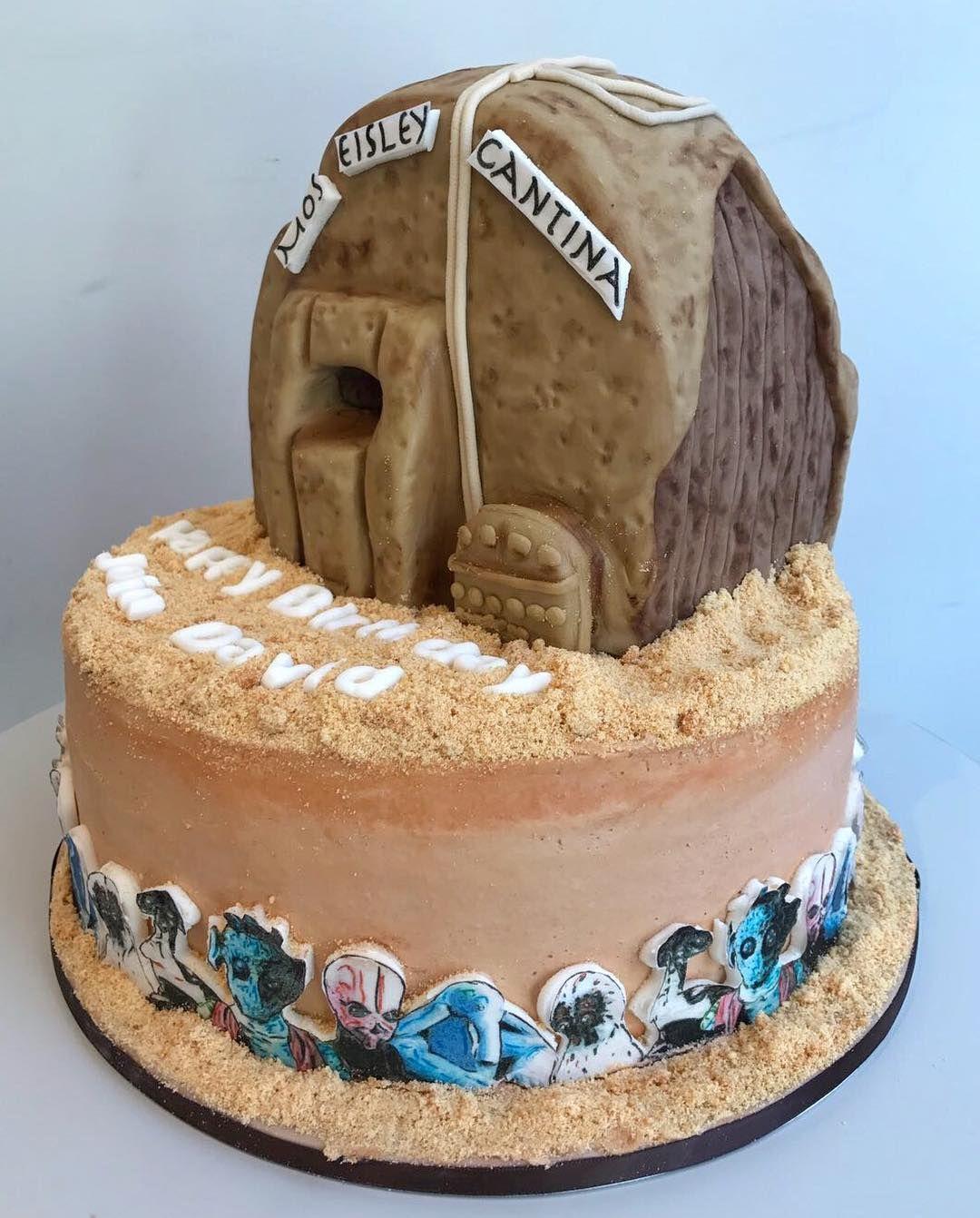 Swell Happy Birthday John David Cake Birthday Birthdaycake Starwars Funny Birthday Cards Online Kookostrdamsfinfo