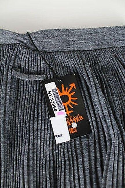 Jean-Paul Gaultier Jean Paul Gaultier Womens Pants Grey Polyester -