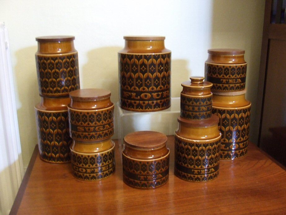 Hornsea kitchenware, 60s