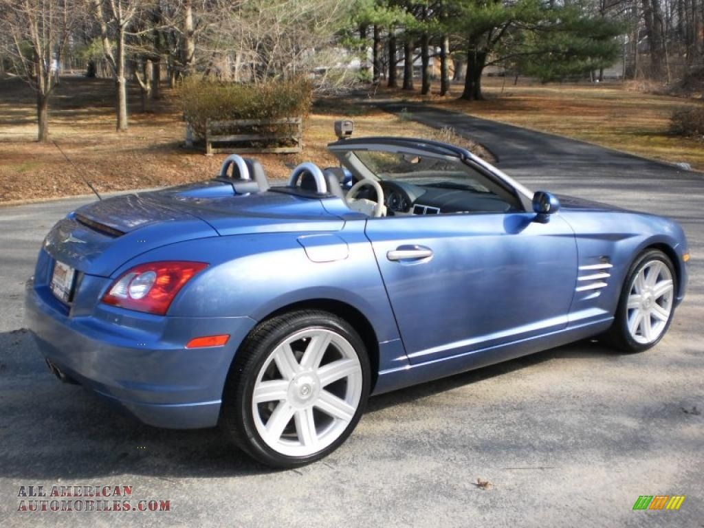 myoldpostcards chrysler convertible crossfire photographed by of photos flickr b