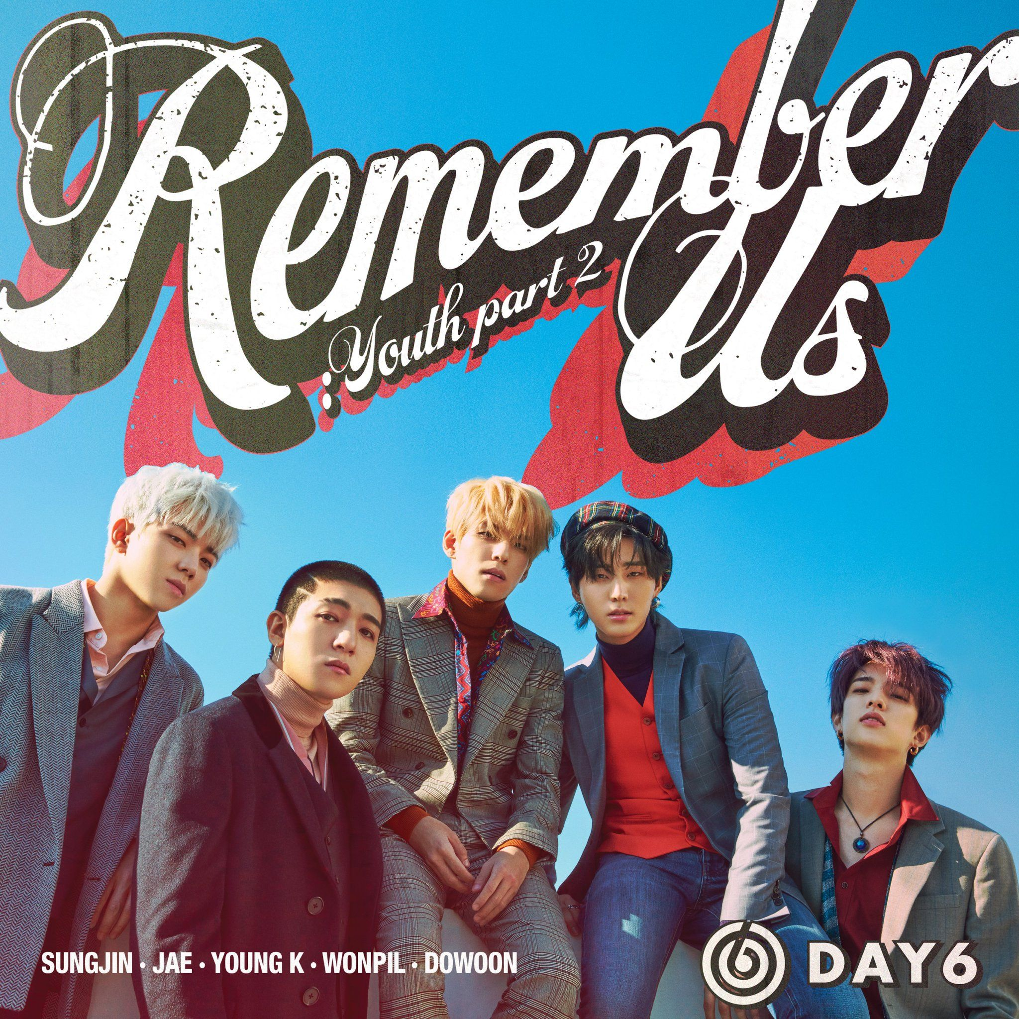 DAY6 on Twitter | Album covers, Music album cover, Day6