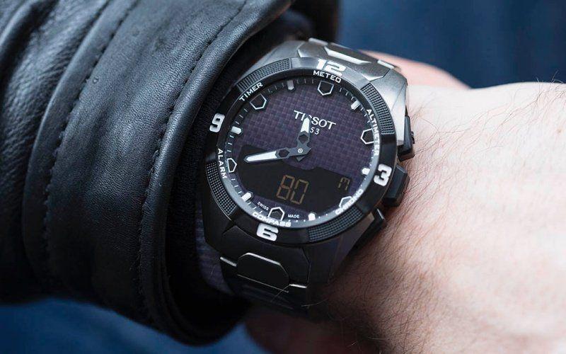 Tissot T Touch Expert Solar Watch Review Tissot T Touch Watch Review Tissot