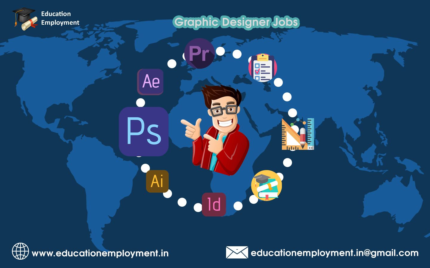 Explore Your Future through EducationEmployment App. Join